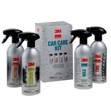 3M™ Auto Essentials Car Care Kit, PN 46650
